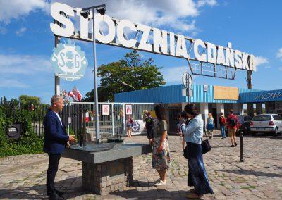 Gdańsk-Europejskie Centrum Solidarności