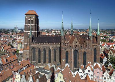Gdańsk- Bazylika Mariacka