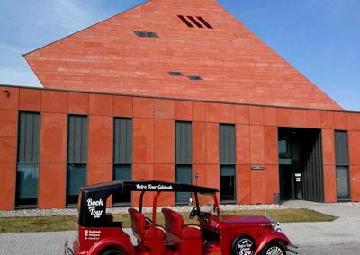 Gdańsk-Retro Tour (wycieczki po Gdańsku retro samochodem elektrycznym)